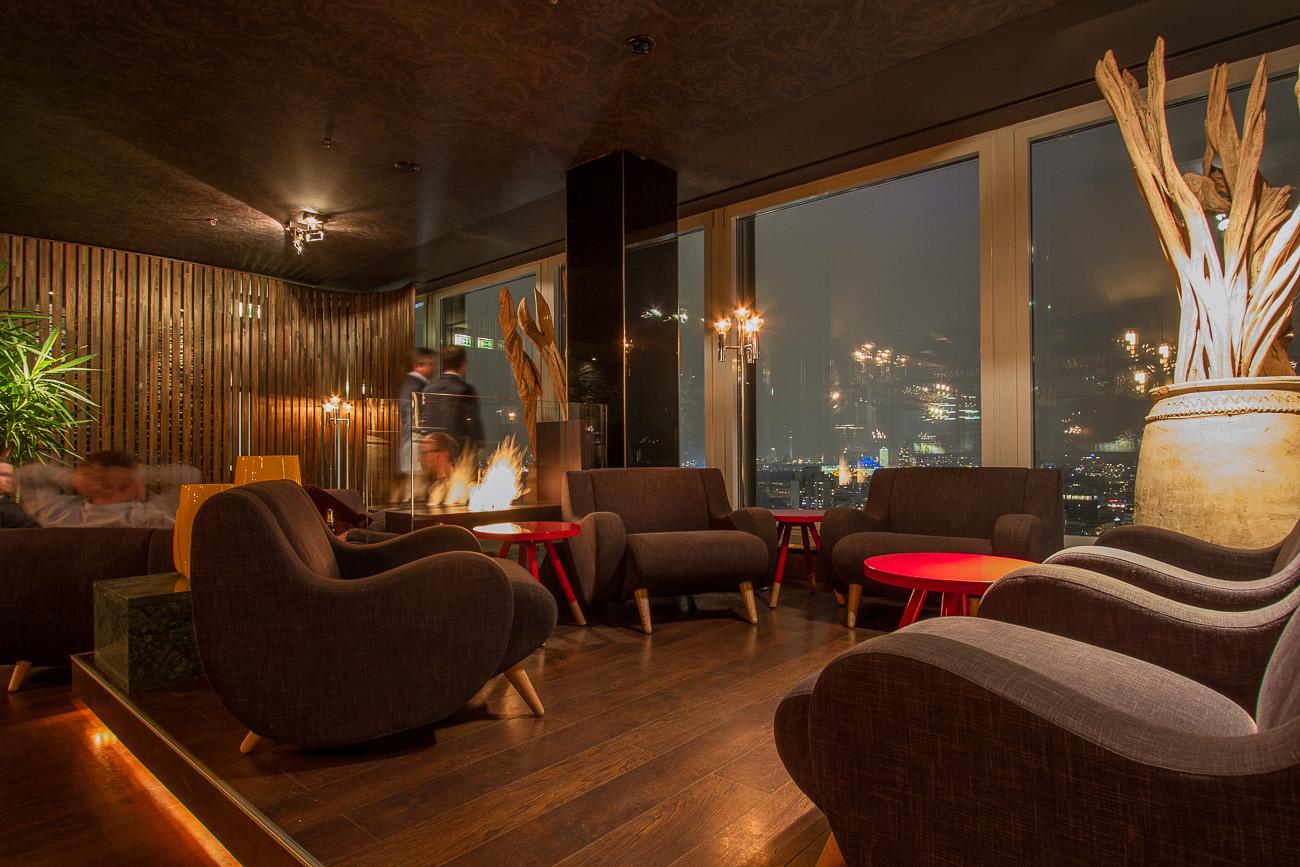 Restaurant Puro Sky Bar Torsten Halm Architekturfotograf
